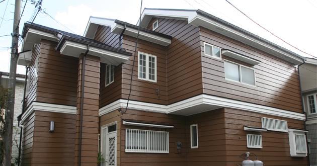 外壁・屋根塗装〜埼玉県狭山市:Gさま邸