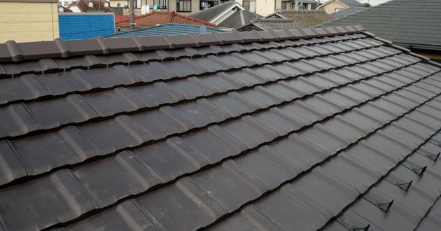 埼玉県狭山市M様 葺き替えてきれいになった屋根